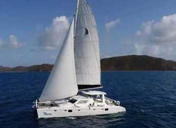 Rent a catamaran in Nanny Cay - VOYAGE 480