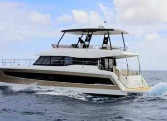 Rent a catamaran in Nanny Cay - MY 44