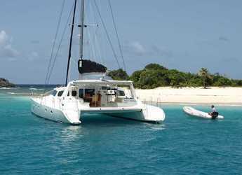 Chartern Sie katamaran in Tortola West End - Voyage 520