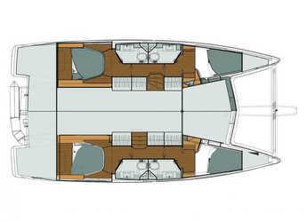 Rent a catamaran in Compass Point Marina - Lucia 40