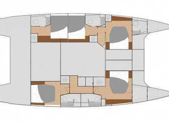 Rent a catamaran in Compass Point Marina - Saba 50