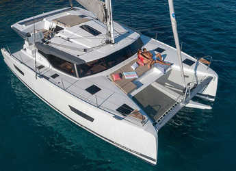 Alquilar catamarán en Preveza Marina - ASTREA 42