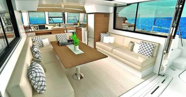 Rent a catamaran in Marina Empuriabrava - CATSPACE