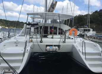 Rent a catamaran in Marina Port Pin Rolland - Lagoon 380