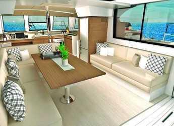 Rent a catamaran in Marina Baotić - Bali Catspace OV
