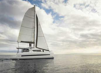 Rent a catamaran in Marina del Sur. Puerto de Las Galletas - Bali 4.0
