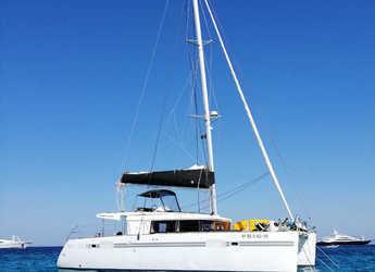 Rent a catamaran in Port Mahon - Lagoon 450  Flybridge