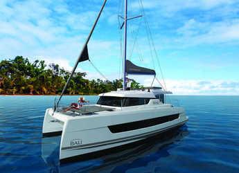 Rent a catamaran in Port Mahon - Bali Catspace