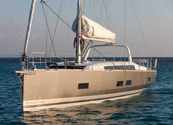 Rent a sailboat in Club Nàutic Estartit - Oceanis 55