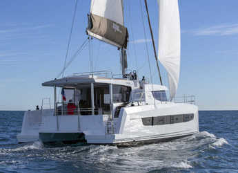 Alquilar catamarán en Club Nàutic Estartit - Bali 4.8