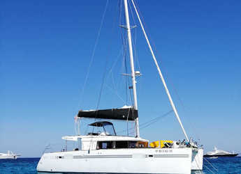 Rent a catamaran in Port d'andratx - Lagoon 450  Flybridge