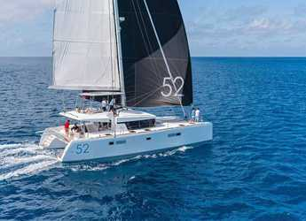 Rent a catamaran in Nanny Cay - Lagoon 52 F - 6 + 1 cab.
