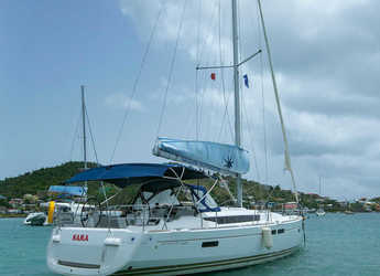 Rent a sailboat in Nanny Cay - Sun Odyssey 469