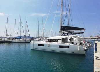 Rent a catamaran in Nanny Cay - Lagoon 40 - 3 + 2 cab
