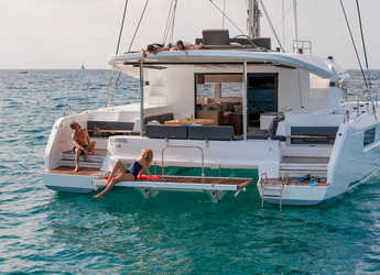 Rent a catamaran in Nanny Cay - Lagoon 50 - 6 + 2 cab.