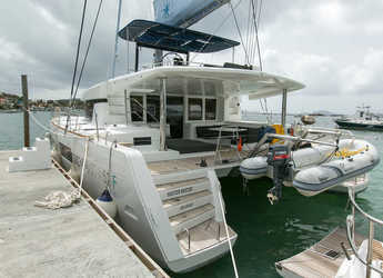 Rent a catamaran in Nanny Cay - Lagoon 52 F - 5 + 2 cab.