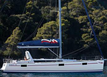 Rent a sailboat in Wickhams Cay II Marina - Moorings 48.4 (Club)