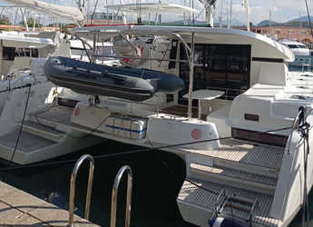 Chartern Sie katamaran in Marina di Cannigione - Lagoon 42 (4+2)  A/C - WM- Gen