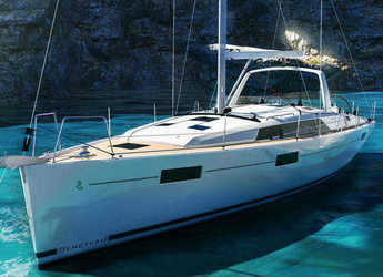 Rent a sailboat in Portocolom - Oceanis 40.1