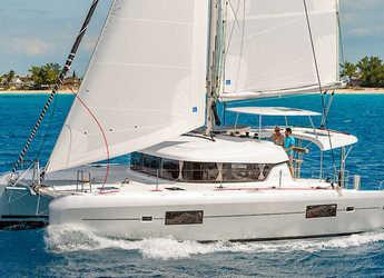 Rent a catamaran in Port of Can Pastilla - Lagoon 42 - 4 cab.