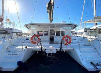 Rent a catamaran in Port of Can Pastilla - Lagoon 450 - 4 + 2 cab.