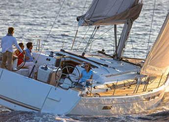 Chartern Sie segelboot in Port of Can Pastilla - Sun Odyssey 519 - 4 + 1 cab.