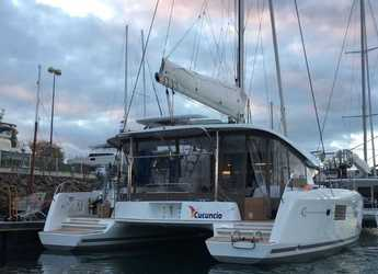 Rent a catamaran in Marina di Olbia - Lagoon 42 (Gen+A/C+WM)