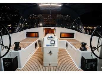 Rent a sailboat in Marina di Olbia - Sun Odyssey 490