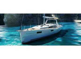 Rent a sailboat in Marina Trapani - Oceanis 41.1.