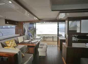 Alquilar catamarán Hudson Power Cat 48 en Nanny Cay, Tortola