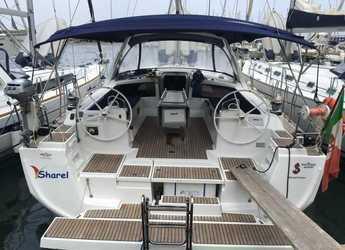 Rent a sailboat in Marina Cala di Medici - Oceanis 48