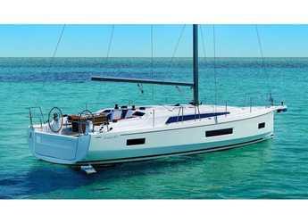 Rent a sailboat in Marina Cala di Medici - Oceanis 40.1
