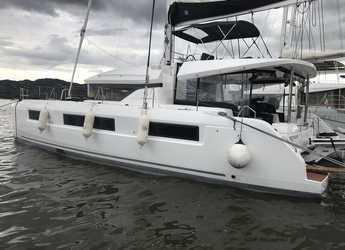 Chartern Sie katamaran in Marina d'Arechi - Lagoon 50