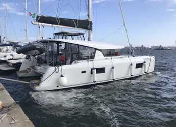 Chartern Sie katamaran in Marina d'Arechi - Lagoon 42