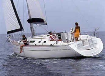 Rent a sailboat in Marina San Miguel - Sun Odyssey 379