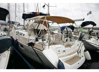 Rent a sailboat in Marina San Miguel - Sun Odyssey 42i