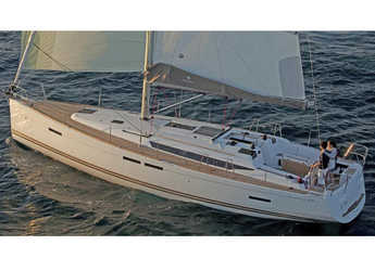 Rent a sailboat in Marina San Miguel - Sun Odyssey 439