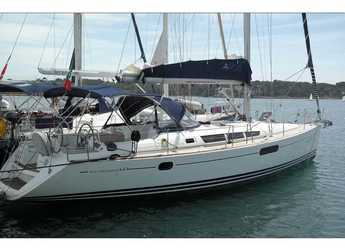 Rent a sailboat in Marina San Miguel - Sun Odyssey 44i