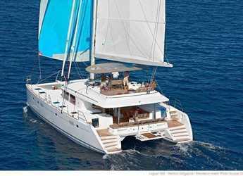 Chartern Sie katamaran in Agios Kosmas Marina - Lagoon 560 S2 - 5 cab.