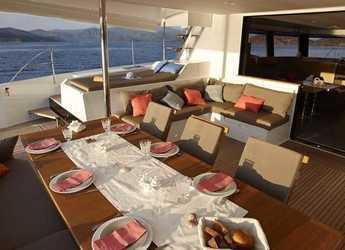 Rent a catamaran in Scrub Island - IPANEMA 58