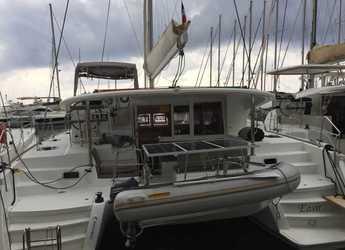 Chartern Sie katamaran in Marina Baotić - Lagoon 400 S2
