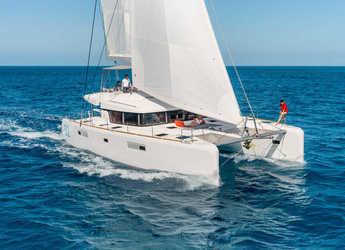 Rent a catamaran in Marina San Miguel - Lagoon 52F
