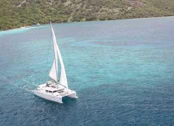Rent a catamaran in Maya Cove, Hodges Creek Marina - Lagoon 450 S