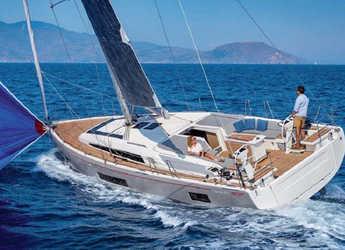 Rent a sailboat in Rogač - Oceanis 46.1