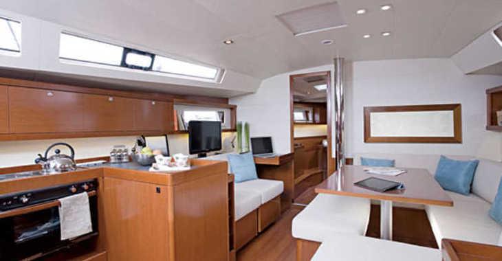 Rent a sailboat in Mykonos - Oceanis 45/3 Cbs