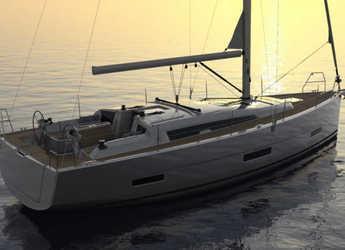 Rent a sailboat in Marina di Portisco - Dufour 390 Grand Large
