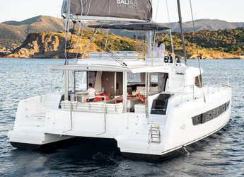 Rent a catamaran in Marina di Portisco - Bali 4.8