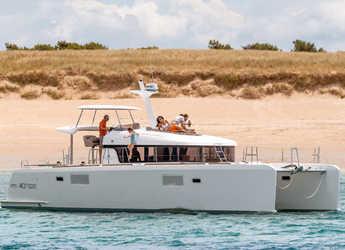 Rent a catamaran in Marina di Portisco - Lagoon 40 Motor Yacht