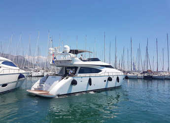 Rent a yacht in Marina Kastela - Maiora 20S