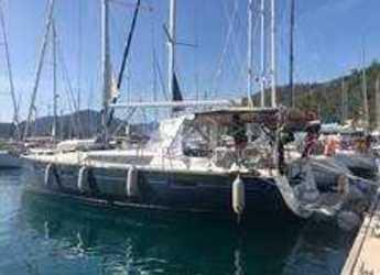 Rent a sailboat in Marmaris - Oceanis 45